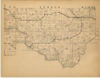 Map Image 012, Green Lake County 1951